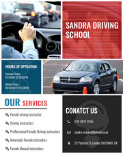 Sandra's Driving School | Driving Schools London