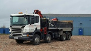 7.5 tonne Tipper hire at Bolton becomes easy with T G Commercials