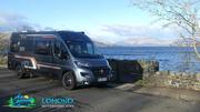 Motorhome hire in Scotland